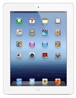 Reconditionné Apple iPad 3 ( Blanc, 16 Go) Wi-Fi + Cellulaire Déverrouillé Bien