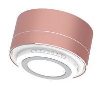 Reconditionné LED WIRELESS MINI SUPER BASS BLUETOOTH PORTABLE SPEAKERS FOR iPHONE iPAD  PHONES
