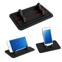 Reconditionné Grip Silicone Pad Car Dashboard Mount Holder Cradle for Cell Phone Universal