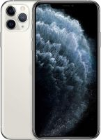 Reconditionné Apple IPhone 11 Pro Max (256Go) - Argent- (Déverrouillé) Excellente