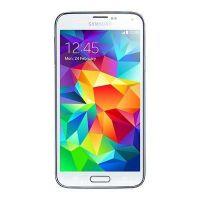 Reconditionné Samsung Galaxy S5 G900F ( Blanc Scintillant, 16 Go) - Débloqué Excellente