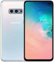 Reconditionné Samsung Galaxy S10e 128Go Bien Condition Blanc Déverrouillé