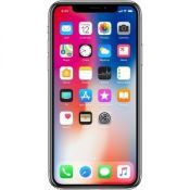 Reconditionné Apple iPhone X 256Go Argent Débloqué Excellente